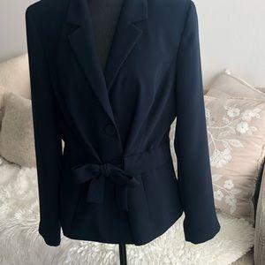 Jones of New York - Woman's Blazer Black - Size 14